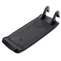 EDFY Black Arm Rest Cover Center Console Armrest Lid For AUDI S4 C5A6 00 06 New