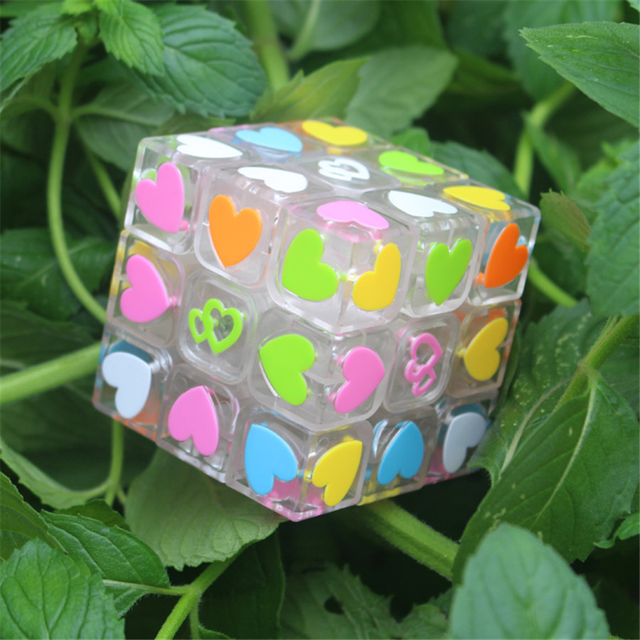 Neo Cube Magic Cube Cubos Magicos Magic Fidget Toys Hand Spinner Magic Neo Spheres Children's Educational Mirror Cube 70K581
