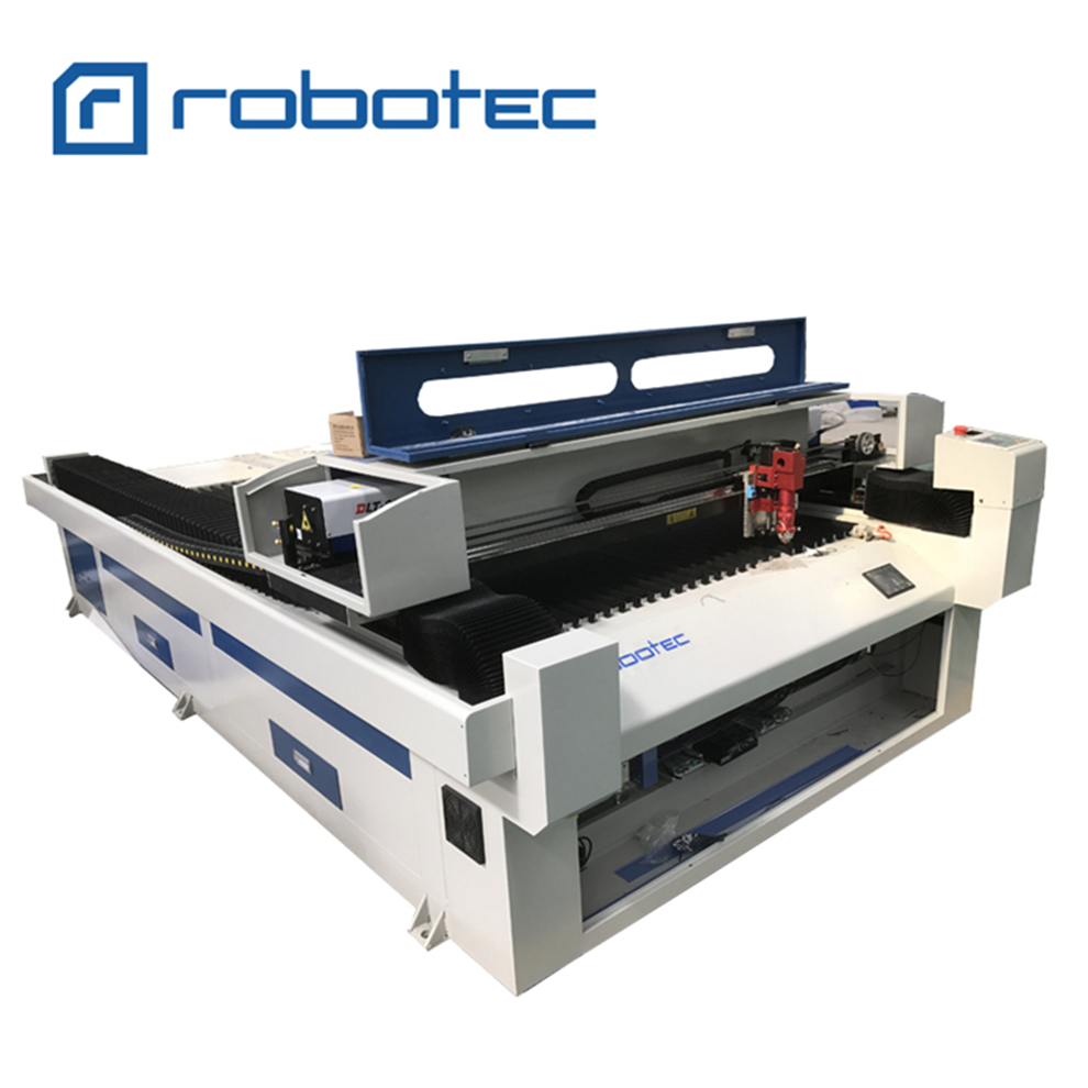 Hot Sale CNC Laser Metal Cutting Machine 1325 1530 With Reci Laser Tube 4x8 Feet CO2 Steel Laser Cutter RUIDA Laser Engraver