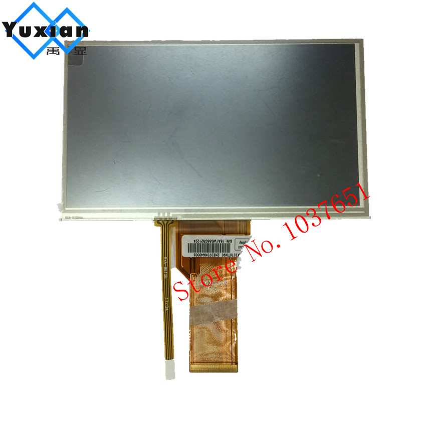 """7.0/"""" Innolux AT070TN92 V.X  800x480  LCD Display Screen Replacement"""