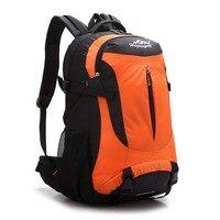 Hot Sale Fashion Nylon Men Backpacks Large Capacity Women Travel Backpack 55L Waterproof High Quality Rucksack School Bags X100