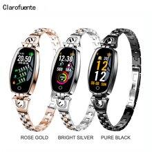 New Smart Watch Women Activity Fitness Tracker Heart Rate Blood Pressure Monitor Waterproof Smart Wristband Girls Lady Smartband