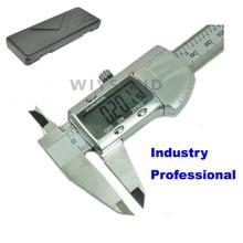 Best price C009 Industry Profesional 4 way 6″ inch 150mm Stainless Steel Electronic Digital Vernier Caliper Micrometer (UK post)