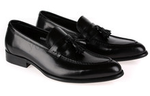 Мода коричневый загар/Черный мокасины мужские туфли из натуральной кожи острым носом свадебные туфли мужские случайные бизнес обувь