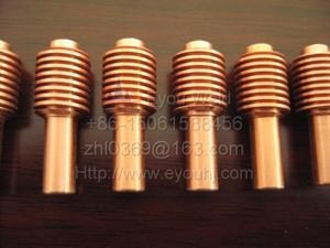 Image 3 - 200 adet 45A sarf malzemeleri (memesi 220671 + elektrot 220669) plazma kesme makinası, t45v/T45m meşale, ücretsiz gemi EMS tarafından [PMX45]