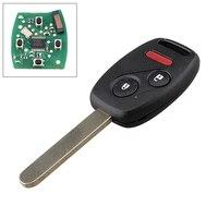 313 8Hz 2 1 Buttons Remote Car Key Fob Transmitter Alarm Auto Car Key Shell Case