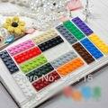 Бесплатная доставка! * пластины 2x6*3759 50 шт DIY, светящиеся кирпичи, совместимые с Lego, сборные частицы - фото