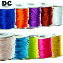 Satin DC Beads yards/Roll