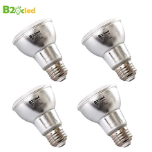 B2ocled 4pack LED Flood Light Bulb 7W Dimmable E26/E27 Floodlight Led Spotlight Indoor/Outdoor 3000k 500LM Warm White Waterproof