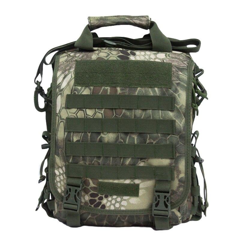 Men'S Travel Bags shoulder Outdoor Sport Bags Molle Rucksack Laptop Computer Bag Camera Mochila Military Tactical Messenger bag цена