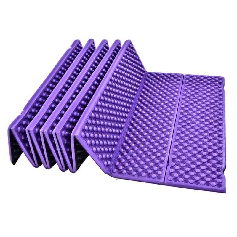 192*56cm Camping Sleeping Pad Waterproof Outdoor Mattress Folding Mat Pad