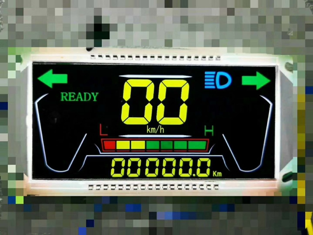 lithium battery bike display _201812287
