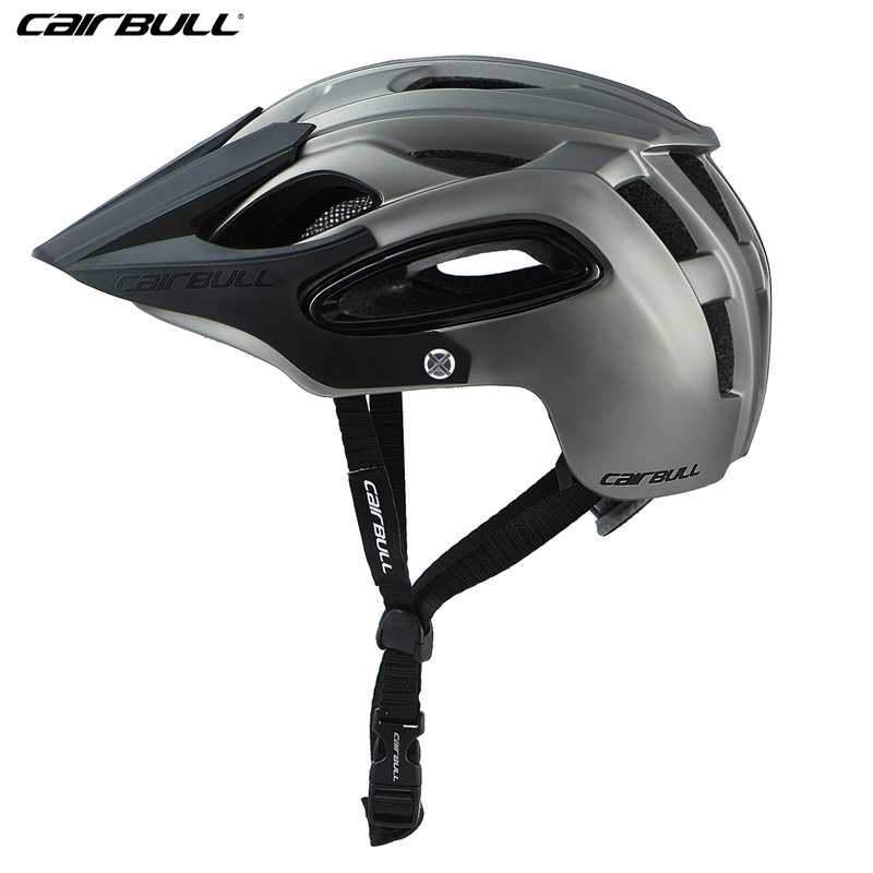 CAIRBULL Bicycle Helmet Safty MTB Cycling Bike Helmet AM DH Bicycle in-mold Helmet Adjustable 54-62cm Road Cycling Helmet