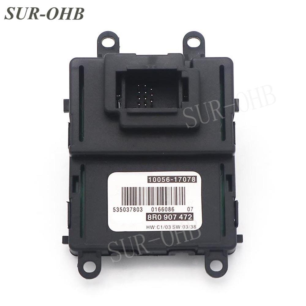 NEW 8R0 907 472 DRL LED Module ballast 8R0 907 472B Control Module for Audi Q5 LED Headlights 8R0907472 8R0907472B 10056 17078