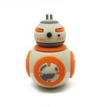 Star Wars Cartoon USB Pen Drive 4GB/8GB/16GB/32GB