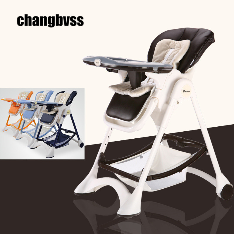 High chairs babies Baby Chair Portable Infant Seat Product Dining Lunch Chair/Seat Safety Belt Feeding Harness seat abs chrome front grille around trim racing grills trim for kia cerato k3 2013