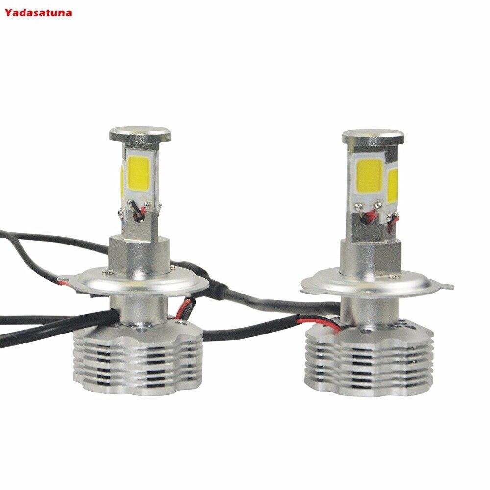 2 h4 h l h7 led faro bombillas alquiler de luces - Bombilla de led ...