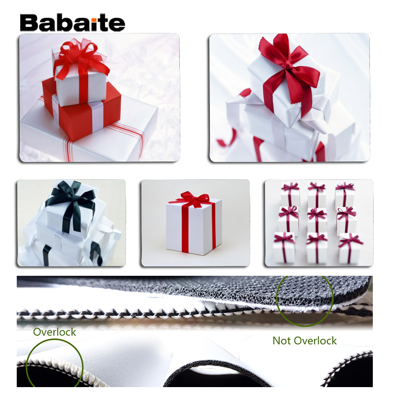 Babaite The gift of love Large Mouse pad PC Computer mat Size for 25x29cm Gaming Mousepads