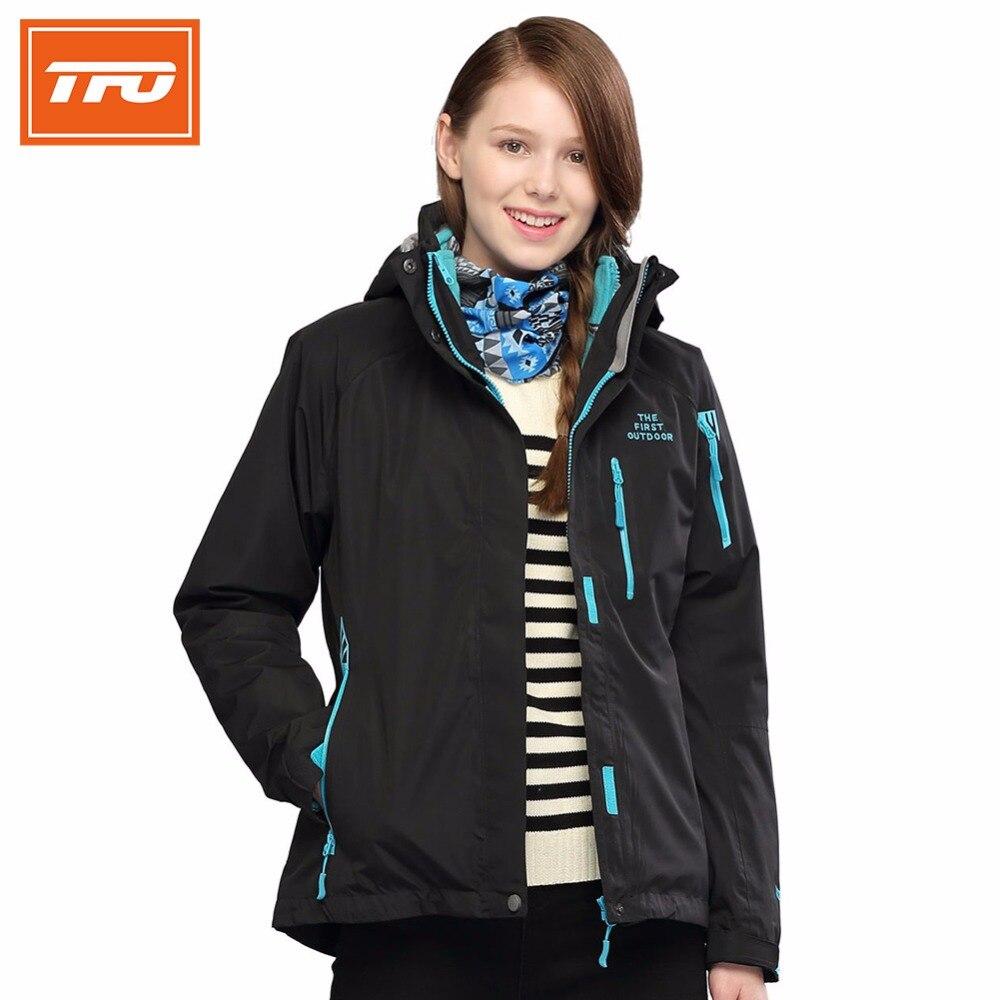 3 in 1 womens winter coat