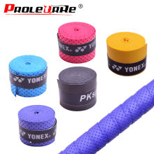 NEW Dry Tennis Racket Grip Anti-skid Sweat Absorbed Wraps Taps Badminton Grips Racquet Vibration Overgrip Sweatband Hot Sports(China)