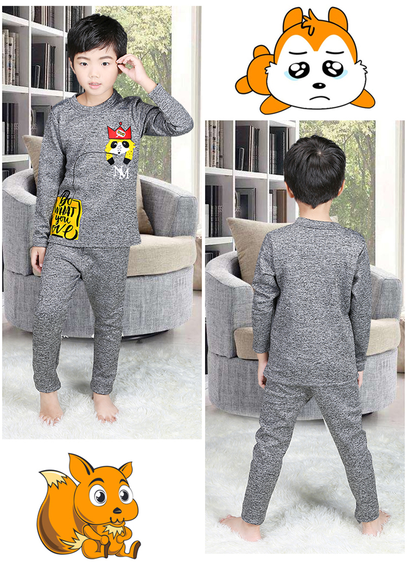 Thermal underwear for children and how to wear it