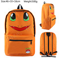 Pocket Monster Pokémon Charmander Lienzo Hombro Bolsas Mochilas