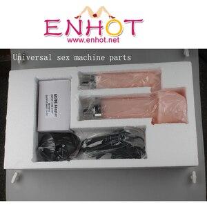 Image 3 - מעקה גרסה 120N דוחף רובו FUK מתכוונן נייד מין מכונה עבור גברים ונשים מין מוצר מין צעצוע משלוח 2pcs מסכות