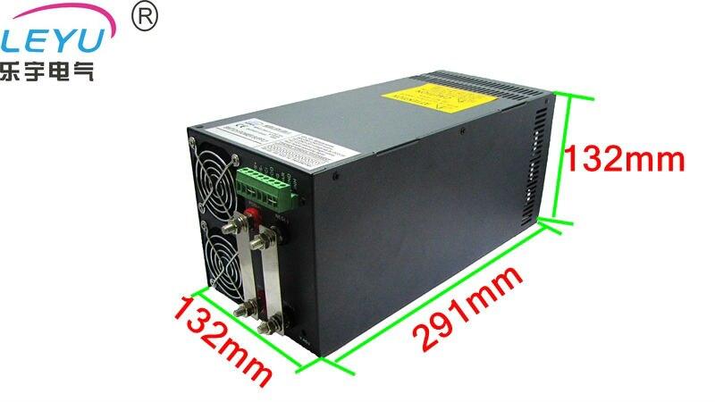 1200 Вт 12 В 24 В 48 В постоянное напряжение светодиодный драйвер