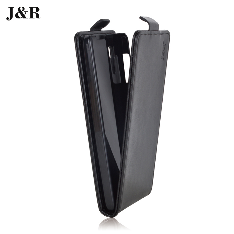 J&R Brand Leather Flip Business Style High Quality Case for Lenovo P780 Phone Cover Bags P780 Cases Black 9 Colors in Stock