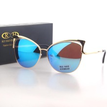 ผู้หญิงแว่นตากันแดด Polarized CAT EYE แว่นตากันแดด Polarized แว่นตาแฟชั่นแว่นตาแว่นตา 8014