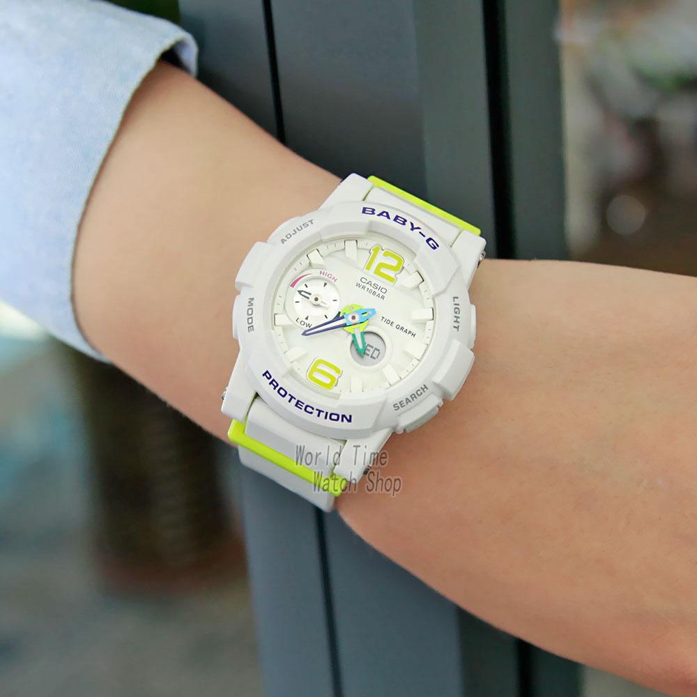 Casio watch women top brand luxury set g shock 100m Waterproof surfing Sport quartz Watch LED digital women watches BABY G reloj - 5