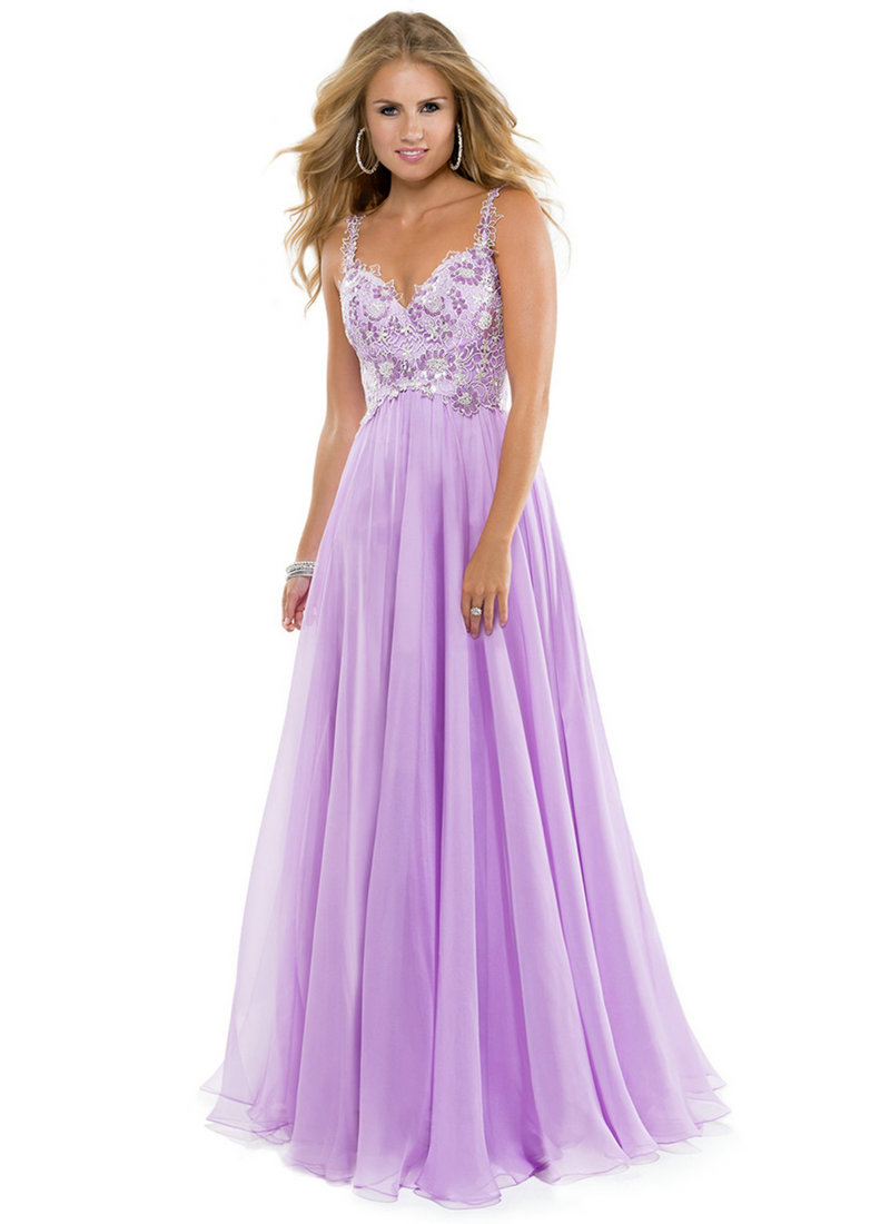 Popular Lilac Prom Dress-Buy Cheap Lilac Prom Dress lots from ...
