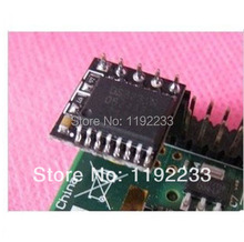 5pcs/lot DS3231 Adapted To 3.3V and 5V High Accuracy Clock Module For Raspberry Pi B/B+