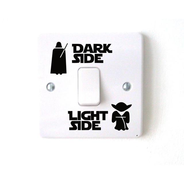 Star Wars Switch Stickers