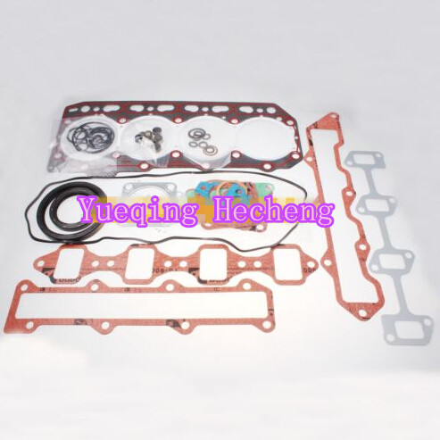 New Engine Full Gasket Kit YM729601-92740 for 4TNV88 jiangdong engine parts for tractor the set of fuel pump repair kit for engine jd495
