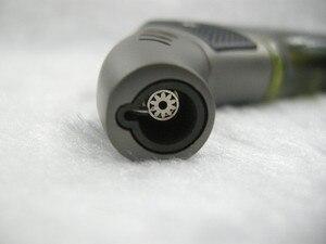 Image 3 - Outdoor BBQ Spray Gun Jet Butane Pipe Lighter Torch Turbo Lighter Gas Cigarette 1300 C Fire Windproof Cigar Lighter