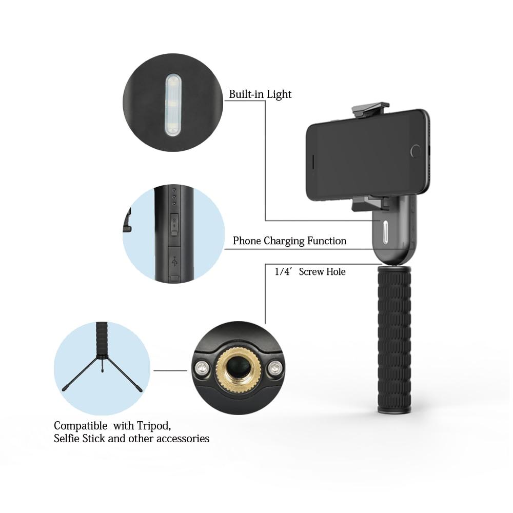 Wewow fantasia pro smartphone móvel handheld led