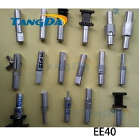 Tangda EE EE40 Jig fixtures Interface:12mm for Transformer skeleton Connector clamp Hand machine Inductor Clips