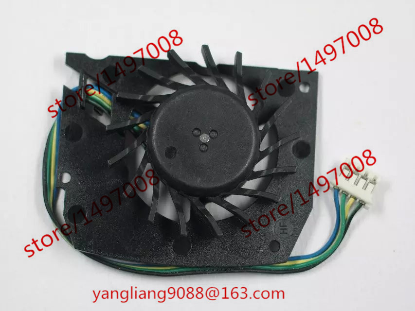Emacro MAGIC MBT4412HF-W09 DC 12V 0.24A Server Baer Cooling fan