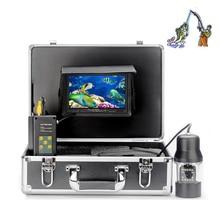 Подводная CCTV камера видеонаблюдения рыболовная камера рыболокатор 360 Вращение вид дистанционное управление монитор DVR кабель 20 м