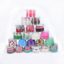 100Pc Paper Cake Forms Cupcake Baking Cup Case Party Decoration Supplies Tools Muffin
