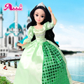 Abbie Dolls Frog Princess Doll Best Friend Play with Children As Gift Send At Christmas High Quanlity DIY Toys Free Shipping