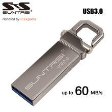 Suntrsi USB Flash Drive 16GB High Speed USB 3.0 Metal Waterproof Pendrive 64GB USB Stick 32GB Pen Drive Real Capacity USB Flash