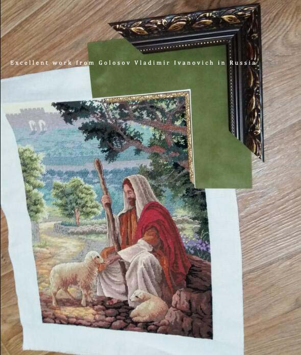 Lost No More DIY Chart Counted Cross Stitch Patterns Needlework