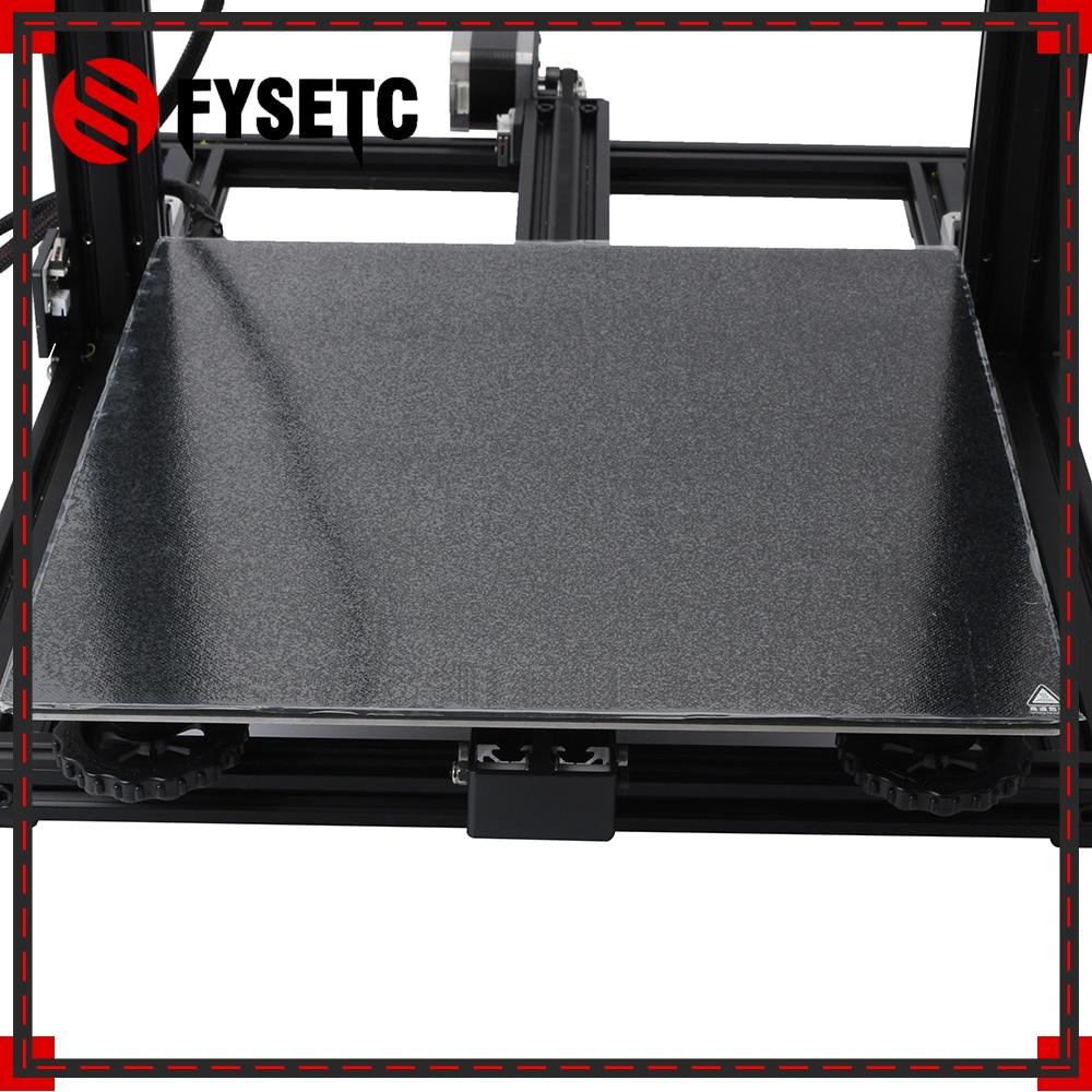 3D Ultrabase Platform Heated Bed Build Surface Glass Plate 235*235mm Thick 4mm For Ender 3/Ender 3 Pro/Ender 5/CR 20/CR 20 pro|3D Printer Parts & Accessories| |  - title=