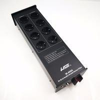 WAudio W 4000 High End аудио Шум фильтр переменного тока Мощность кондиционер Мощность фильтр Мощность очиститель с ЕС магазины