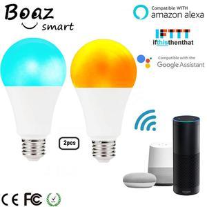Boaz-EC 7W E27 WiFi Smart Ligh
