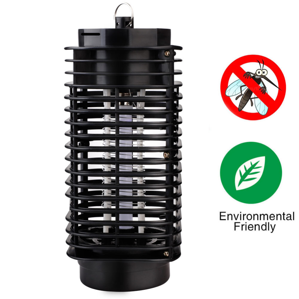 Electric UV Light Mosquito Killer Insect Grill Fly Zapper Bug Trap Catcher Lamp Safe And Chemical-free Killing Mosquitoes Flies