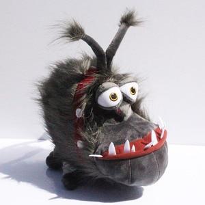 Image 1 - 25cm Anime Movie 2 Gray Grus Dog Kyle Plush Toys Plush Dolls Soft Stuffed Animal Toy Christmas Gifts