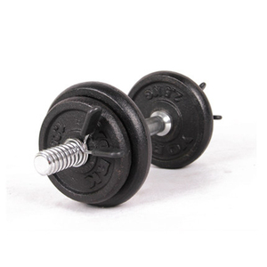 Barbell Lock 2Pcs 30mm Barbell Gym Weight Lifting Bar Dumbbell Lock Clamp Spring Collar Clips(China)